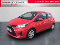 Toyota YARIS 69 VVT-i France 3p Occasion
