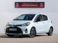Toyota YARIS HSD 100h Cacharel 5p Occasion