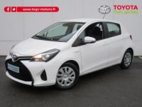 Toyota YARIS HSD 100h France 5p Occasion