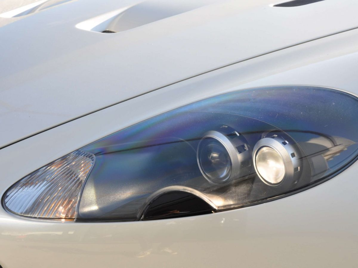 Aston Martin DBS V12 Touchtronic 2+0 Blanc - 13