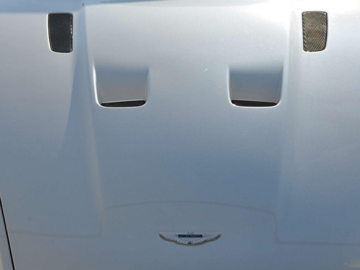 Aston Martin DBS V12 Touchtronic 2+0 Blanc - 14