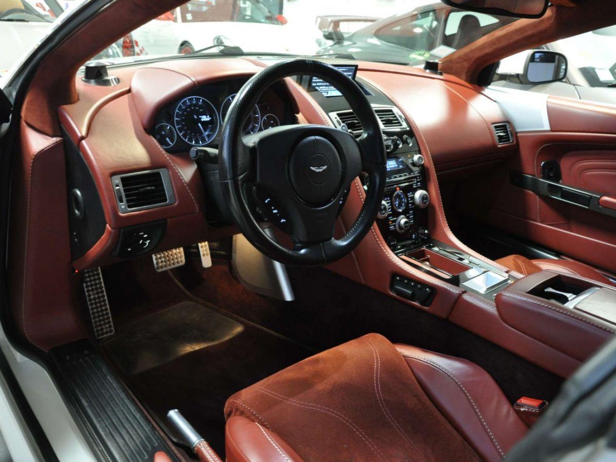 Aston Martin DBS V12 Touchtronic 2+0 Blanc - 18