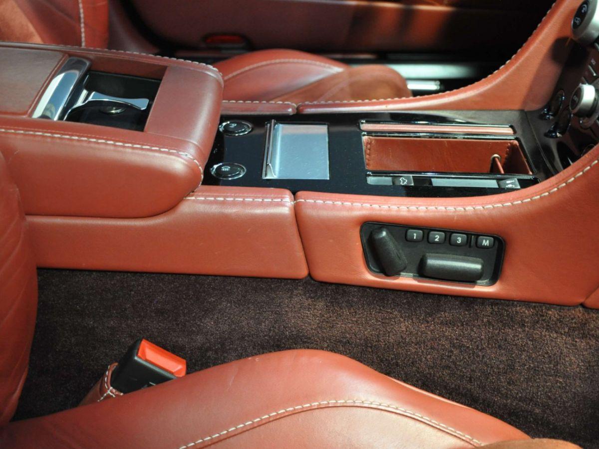 Aston Martin DBS V12 Touchtronic 2+0 Blanc - 21