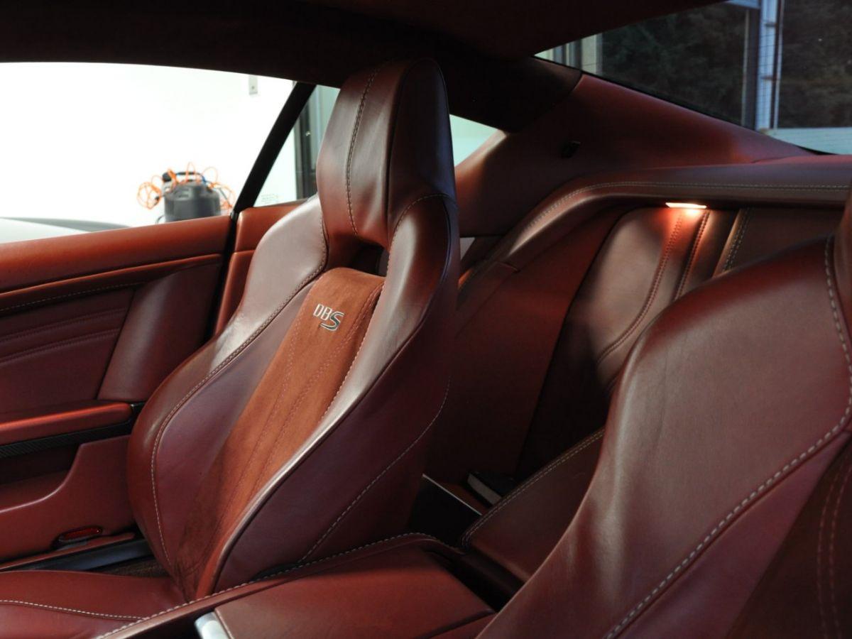 Aston Martin DBS V12 Touchtronic 2+0 Blanc - 22