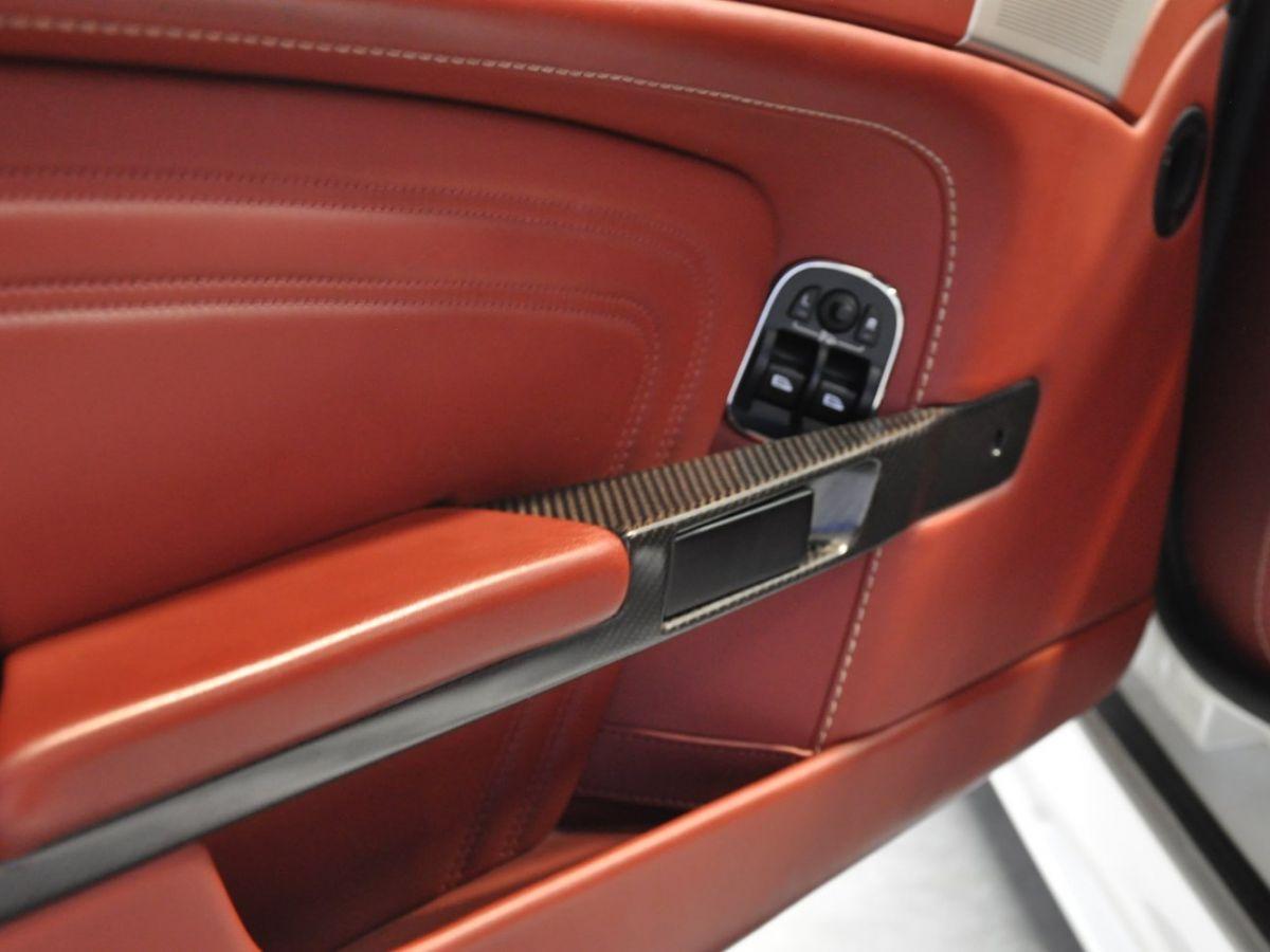 Aston Martin DBS V12 Touchtronic 2+0 Blanc - 25