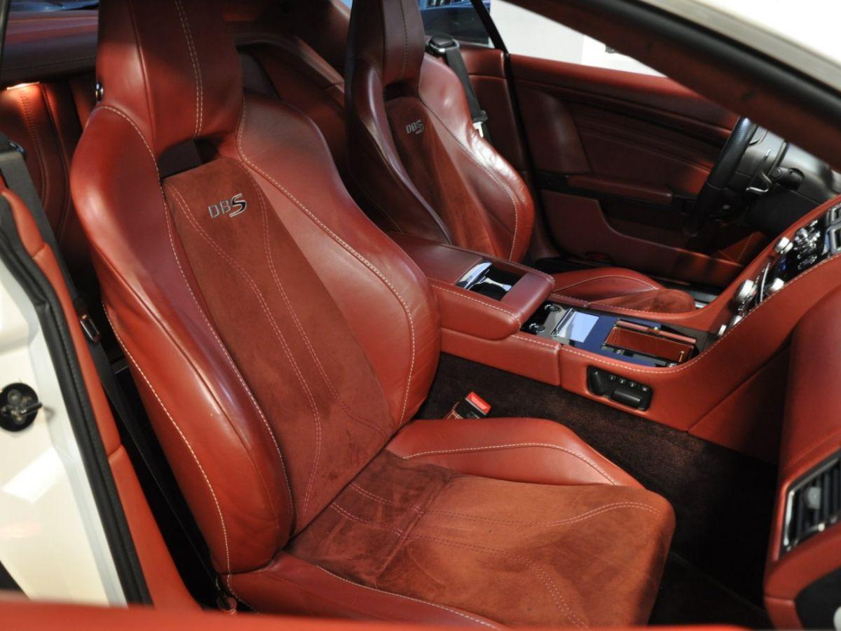 Aston Martin DBS V12 Touchtronic 2+0 Blanc - 29