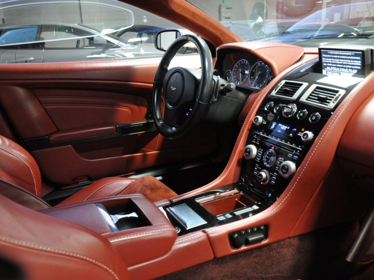 Aston Martin DBS V12 Touchtronic 2+0 Blanc - 30