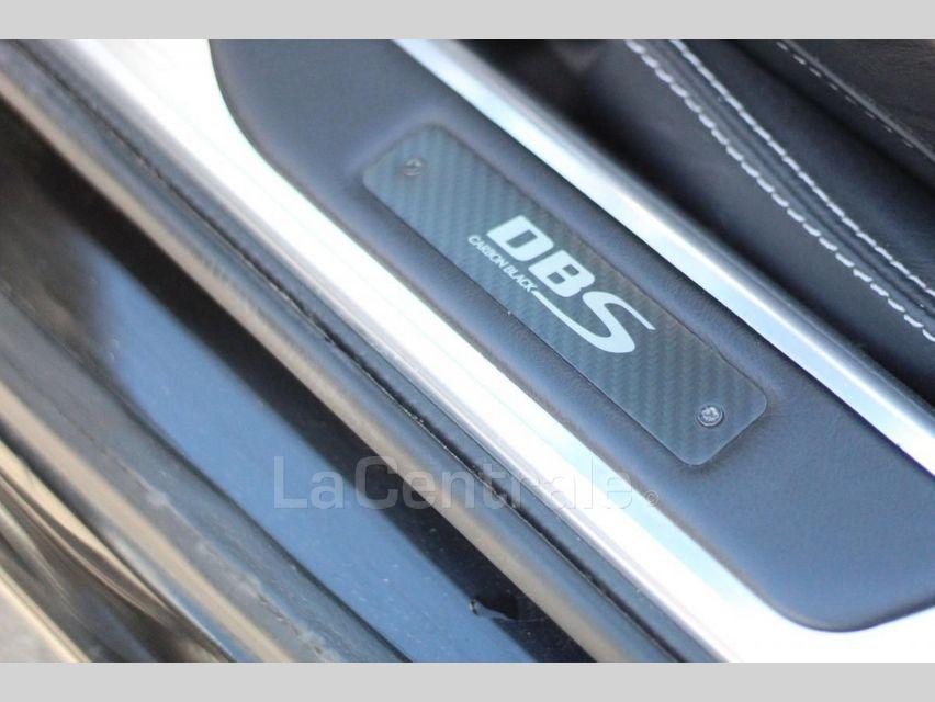 Aston Martin DBS Volante 5.9 V12 517 TOUCHTRONIC Noir - 6