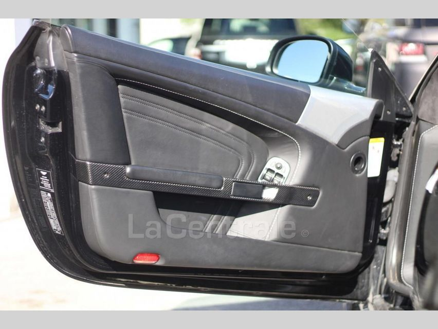 Aston Martin DBS Volante 5.9 V12 517 TOUCHTRONIC Noir - 9