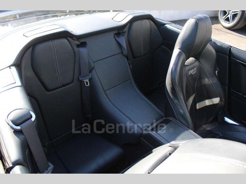 Aston Martin DBS Volante 5.9 V12 517 TOUCHTRONIC Noir - 12