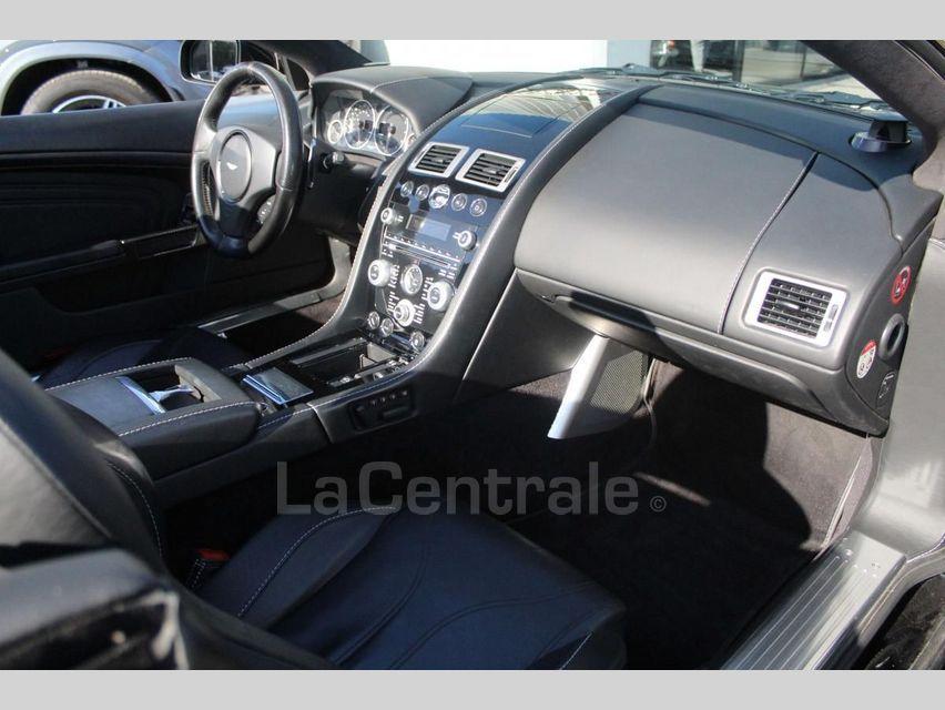 Aston Martin DBS Volante 5.9 V12 517 TOUCHTRONIC Noir - 15
