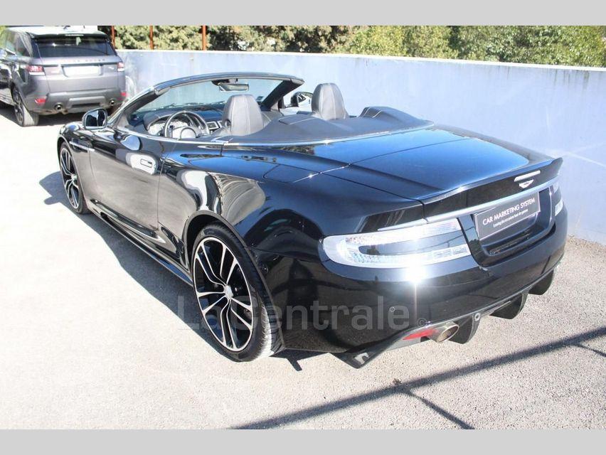 Aston Martin DBS Volante 5.9 V12 517 TOUCHTRONIC Noir - 23