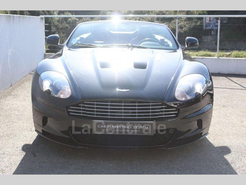 Aston Martin DBS Volante 5.9 V12 517 TOUCHTRONIC Noir - 25