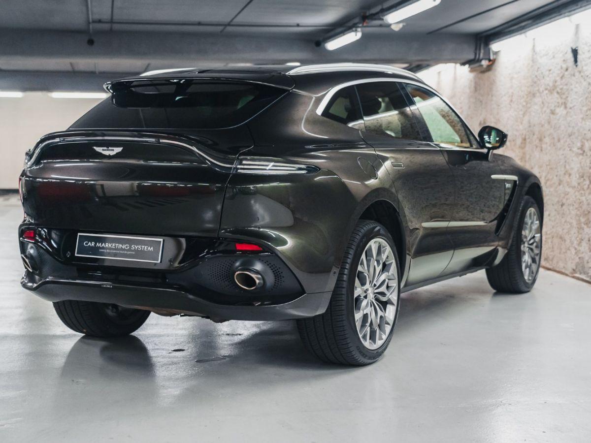 Aston Martin DBX Vert Foncé - 3