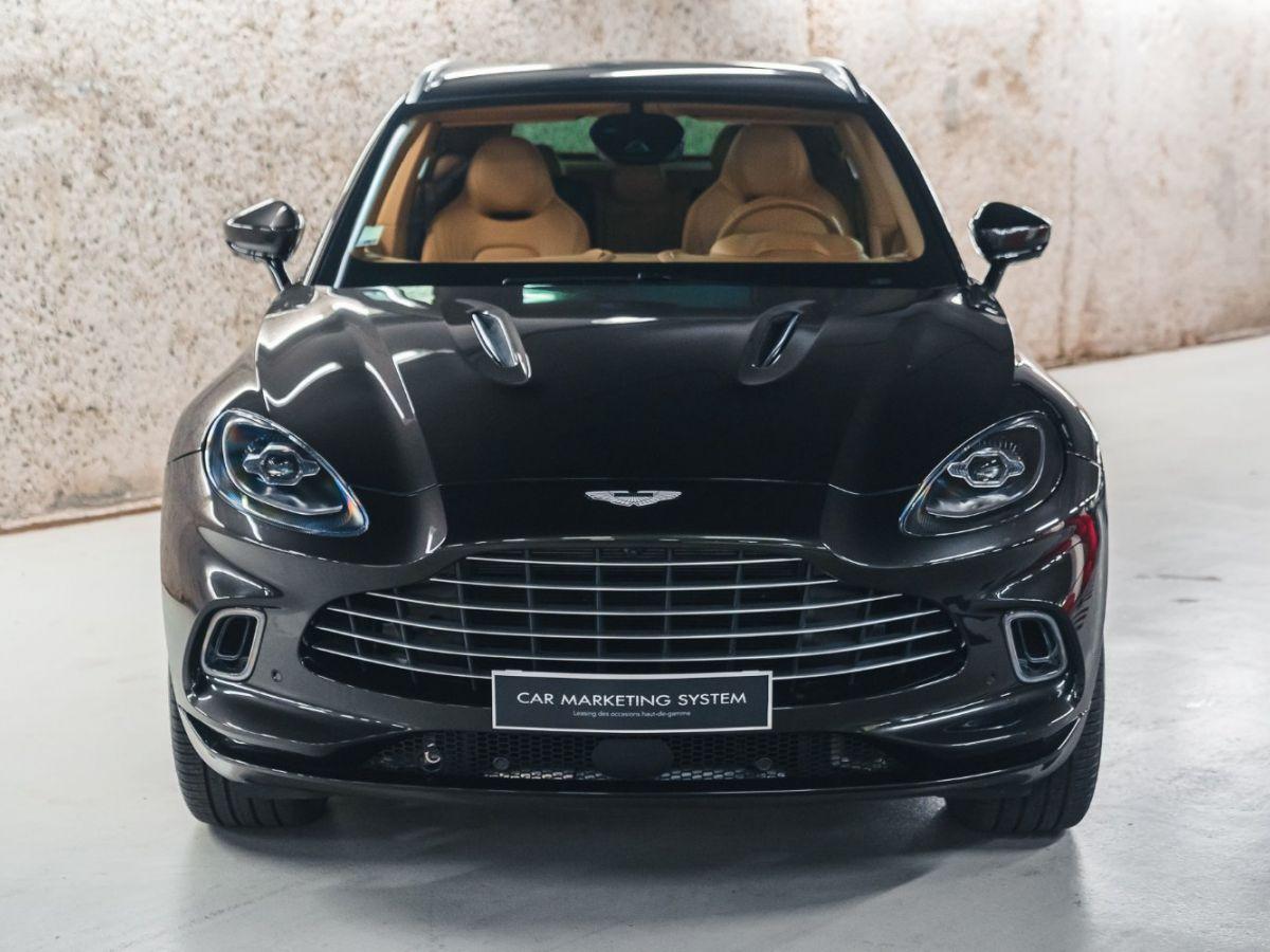 Aston Martin DBX Vert Foncé - 5