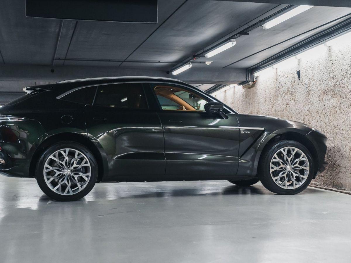 Aston Martin DBX Vert Foncé - 7