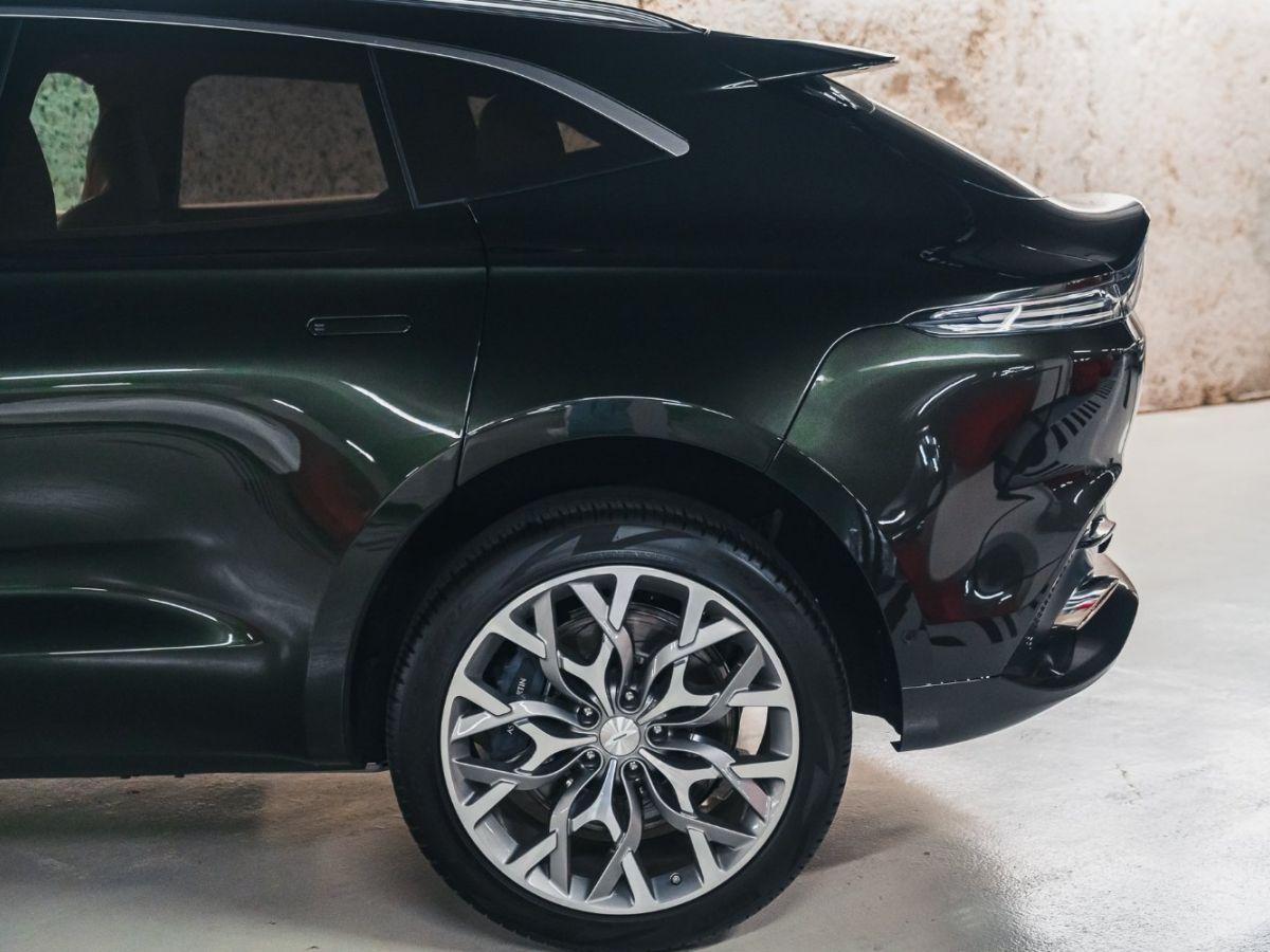 Aston Martin DBX Vert Foncé - 13