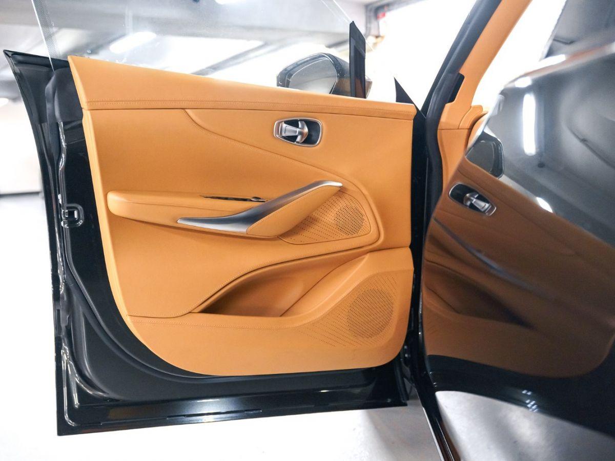 Aston Martin DBX Vert Foncé - 30