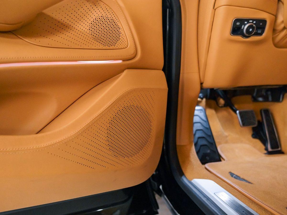 Aston Martin DBX Vert Foncé - 37