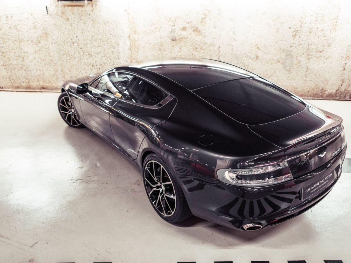 Aston Martin Rapide 6.0 560 S BVA8 Gris Foncé - 3