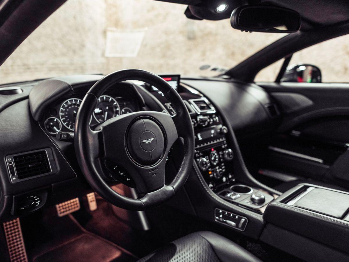 Aston Martin Rapide 6.0 560 S BVA8 Gris Foncé - 9