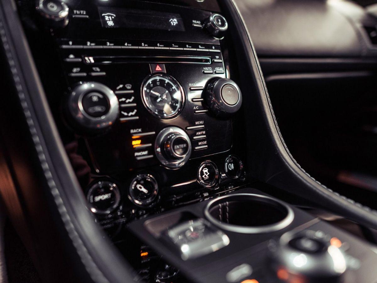 Aston Martin Rapide 6.0 560 S BVA8 Gris Foncé - 11