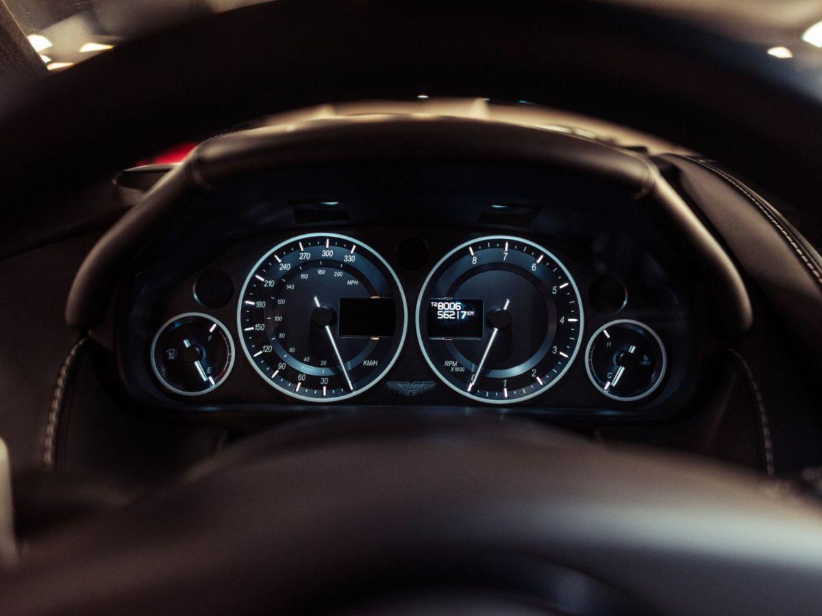 Aston Martin Rapide 6.0 560 S BVA8 Gris Foncé - 13