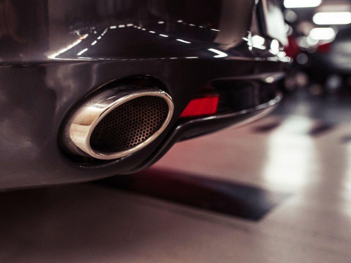 Aston Martin Rapide 6.0 560 S BVA8 Gris Foncé - 5