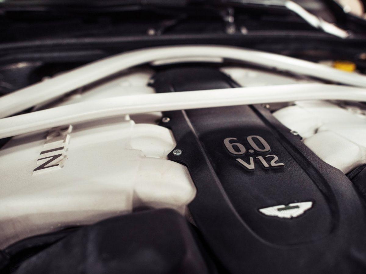 Aston Martin Rapide 6.0 560 S BVA8 Gris Foncé - 20