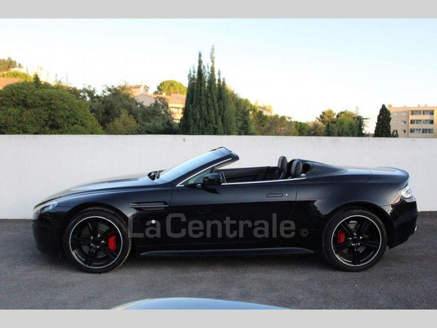 Aston Martin V8 Vantage 4.7 420CH BVS Noir - 2