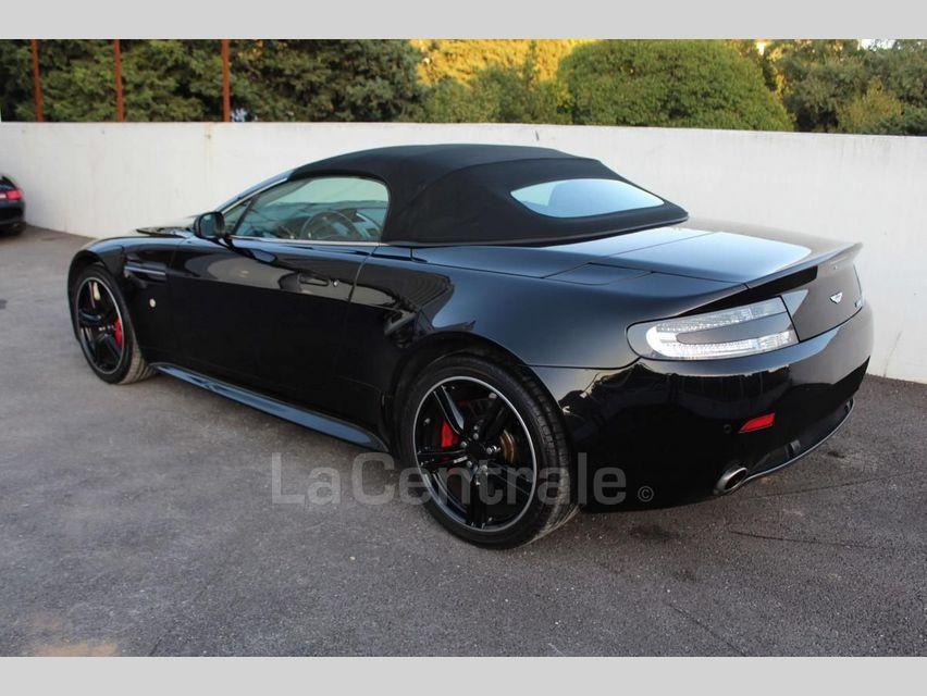 Aston Martin V8 Vantage 4.7 420CH BVS Noir - 4