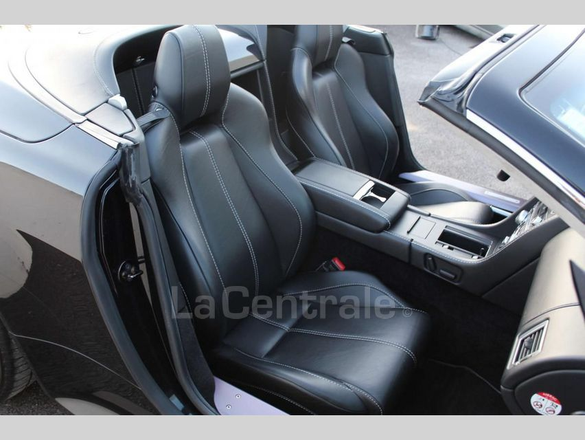 Aston Martin V8 Vantage 4.7 420CH BVS Noir - 5