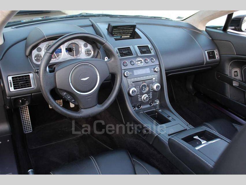 Aston Martin V8 Vantage 4.7 420CH BVS Noir - 6