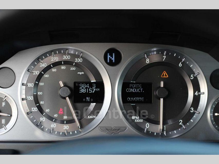 Aston Martin V8 Vantage 4.7 420CH BVS Noir - 9