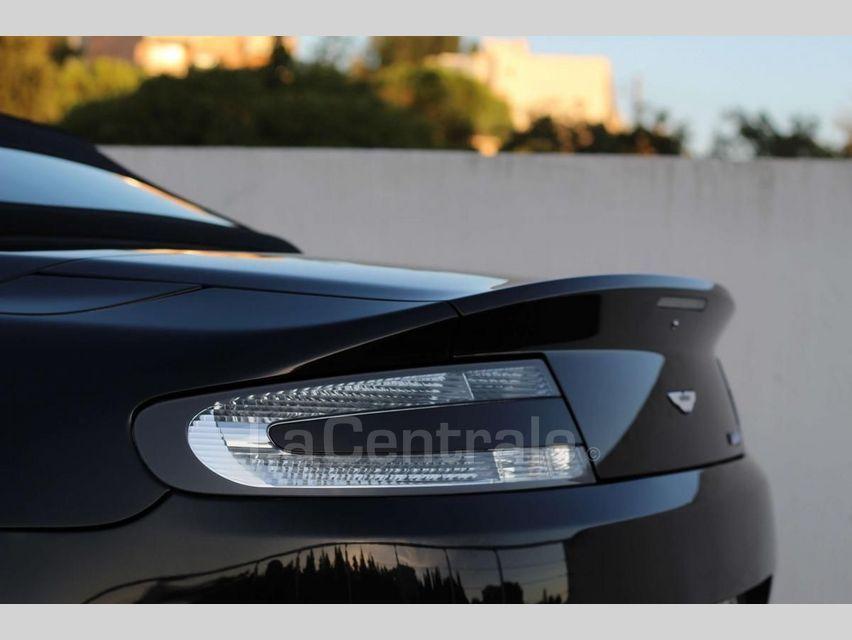 Aston Martin V8 Vantage 4.7 420CH BVS Noir - 11