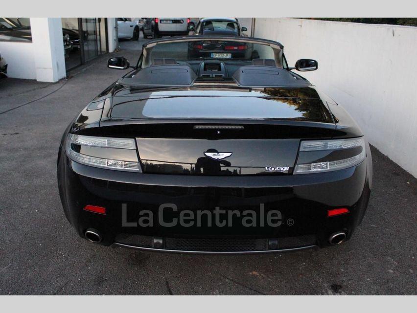 Aston Martin V8 Vantage 4.7 420CH BVS Noir - 12