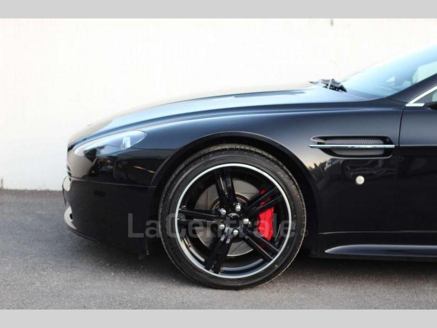 Aston Martin V8 Vantage 4.7 420CH BVS Noir - 15