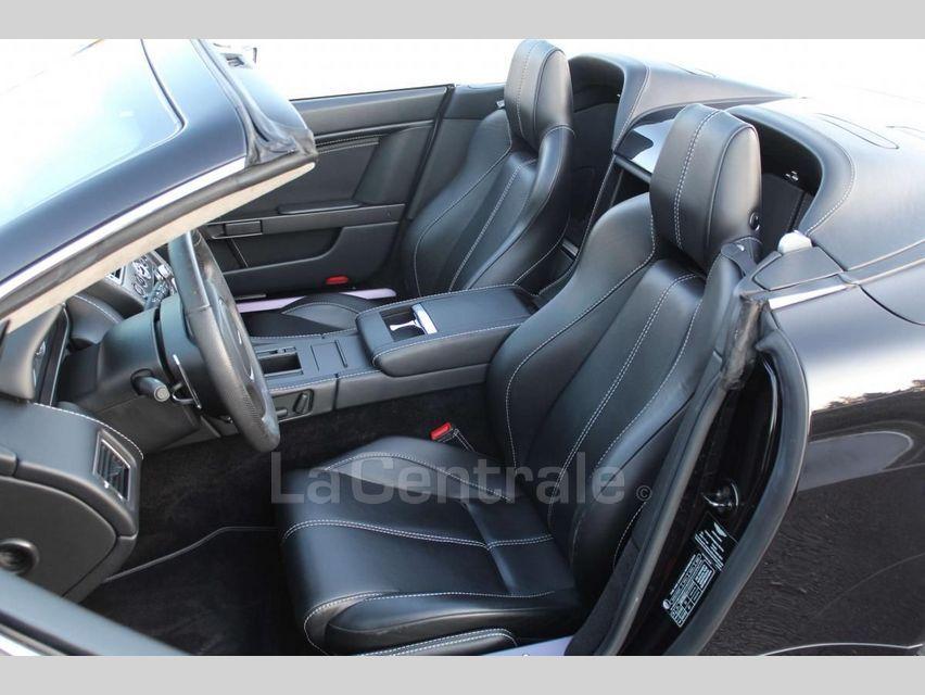 Aston Martin V8 Vantage 4.7 420CH BVS Noir - 16
