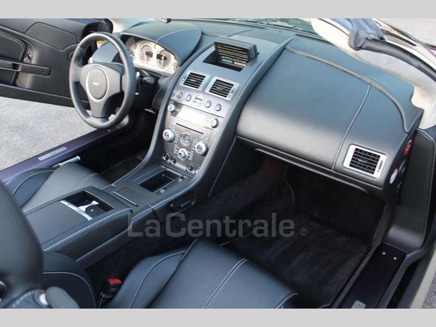 Aston Martin V8 Vantage 4.7 420CH BVS Noir - 18