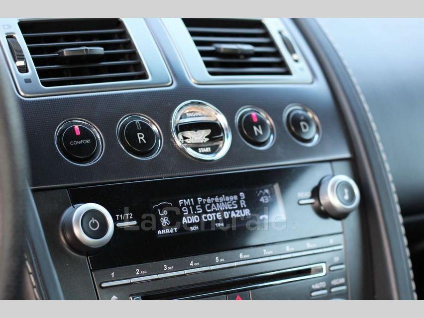 Aston Martin V8 Vantage 4.7 420CH BVS Noir - 21