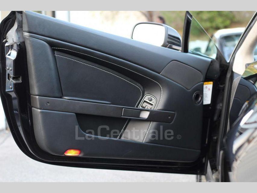 Aston Martin V8 Vantage 4.7 420CH BVS Noir - 22