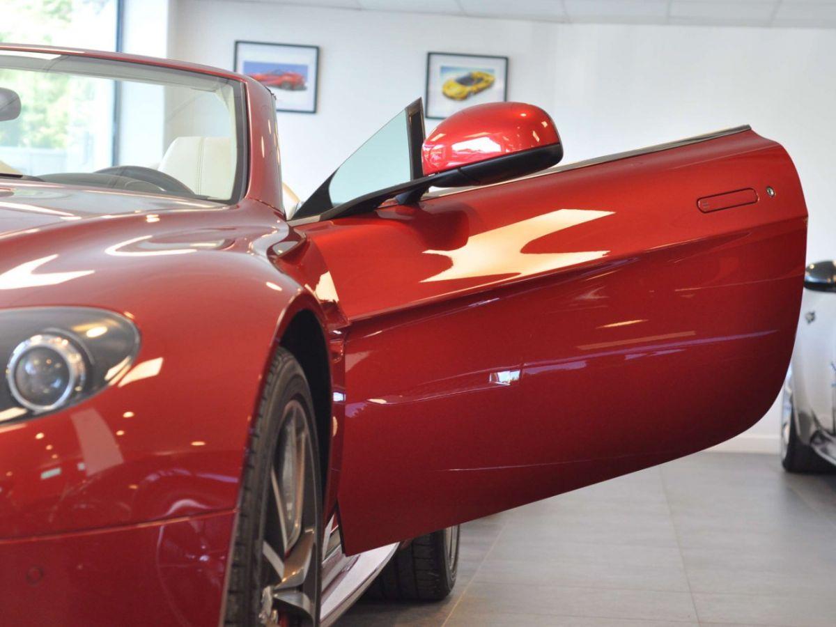 Aston Martin V8 Vantage S Roadster V8 Sportshift Rouge Bordeaux - 20