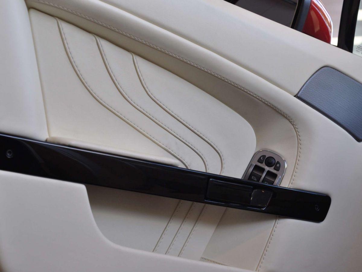 Aston Martin V8 Vantage S Roadster V8 Sportshift Rouge Bordeaux - 22