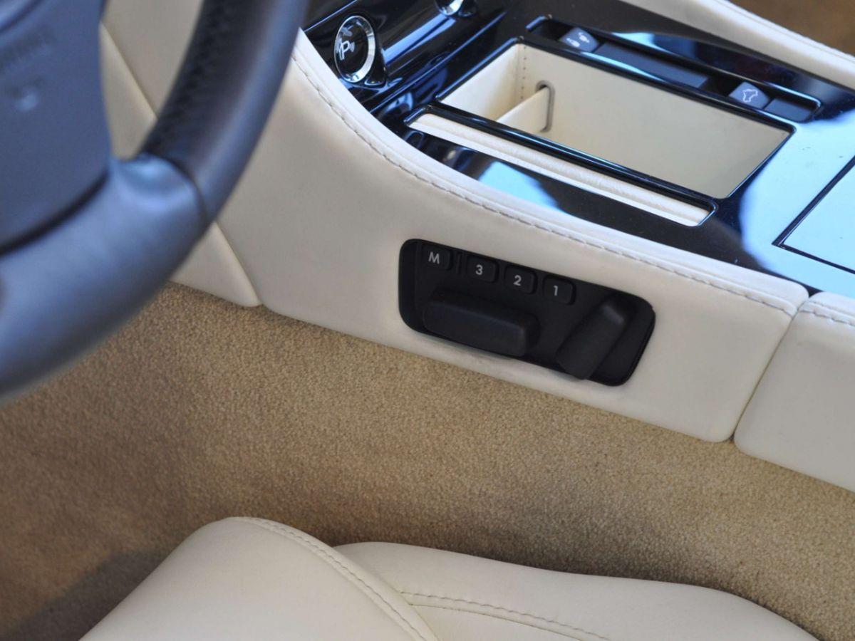Aston Martin V8 Vantage S Roadster V8 Sportshift Rouge Bordeaux - 25