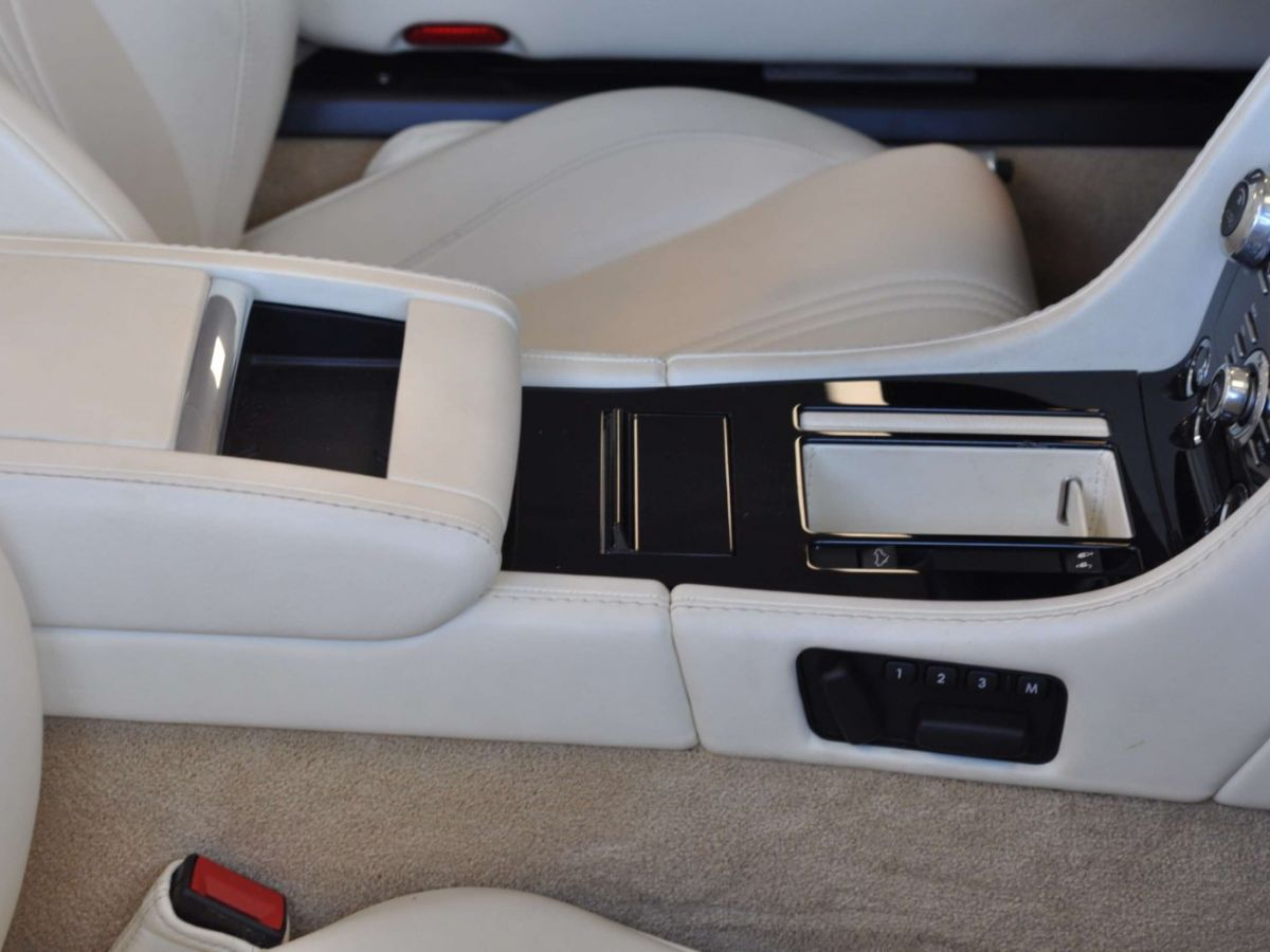 Aston Martin V8 Vantage S Roadster V8 Sportshift Rouge Bordeaux - 35