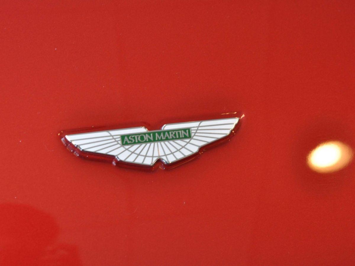 Aston Martin V8 Vantage S Roadster V8 Sportshift Rouge Bordeaux - 36