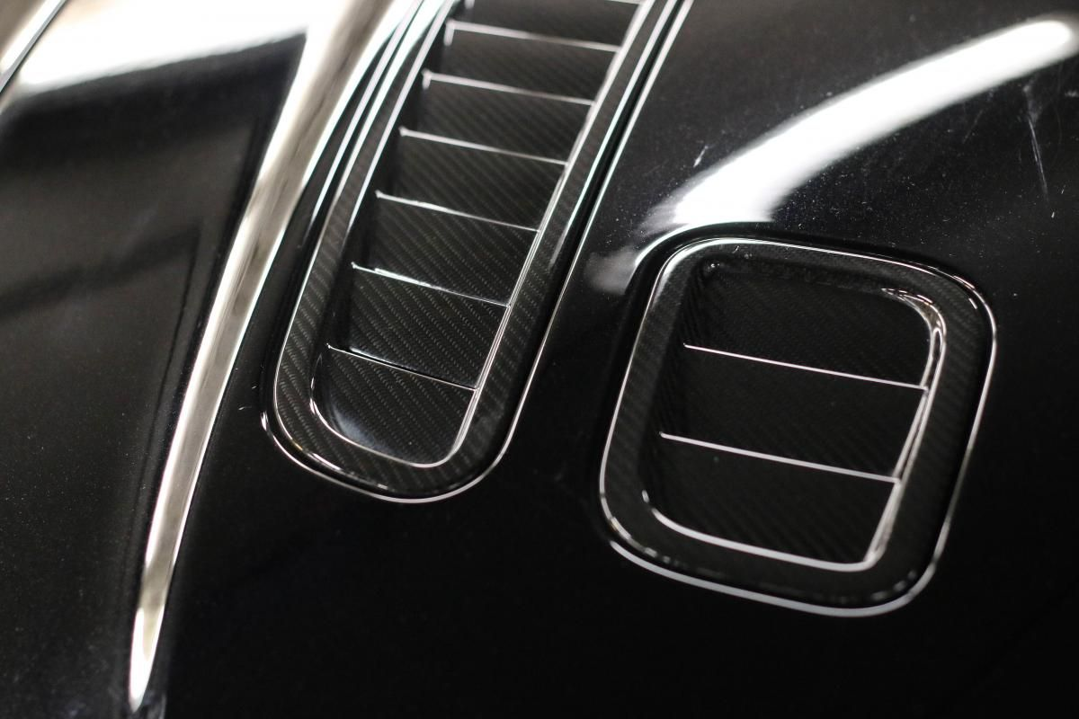 Aston Martin VANTAGE S Coupe V12 Sportshift III Noir Métallisé - 16