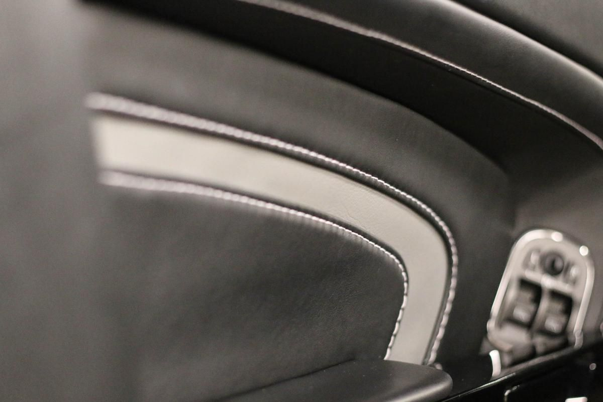 Aston Martin VANTAGE S Coupe V12 Sportshift III Noir Métallisé - 20