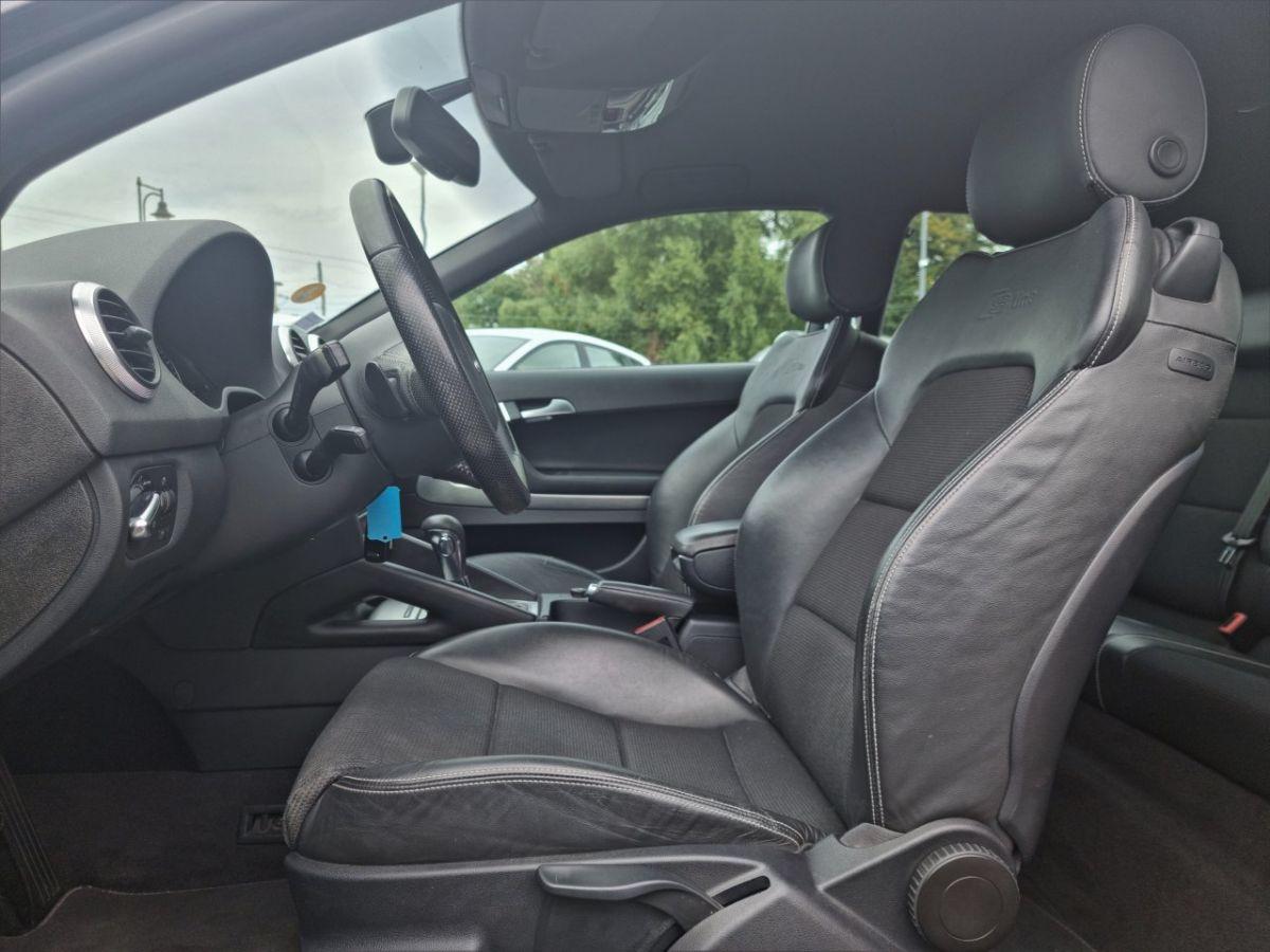 Audi A3 II 2.0 TDI 140ch DPF S line Plus S tronic 6 3p ANTHRACITE - 13