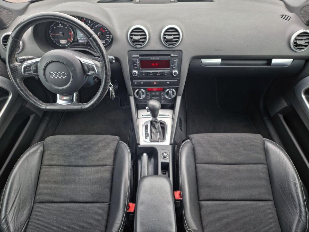 Audi A3 II 2.0 TDI 140ch DPF S line Plus S tronic 6 3p ANTHRACITE - 17